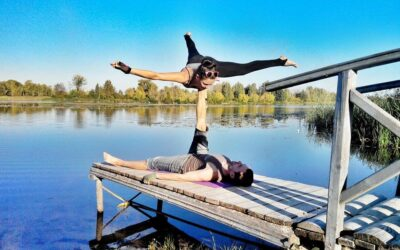 5 ситуаций, которые войдут в ваши отношения вместе с акройогой
